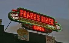 Franks Diner Spokane WA